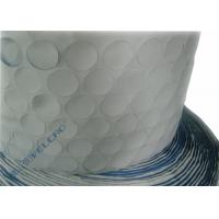 Buy cheap 50mm Hook And Loop Removable  Dots In Bulk Promotional Gift Usage from Wholesalers