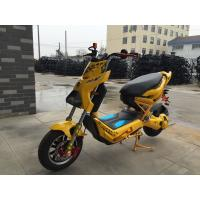 Buy cheap High Power Battery Operated Electric Scooter Motorcycle For Adults 45 - 50km/H from Wholesalers