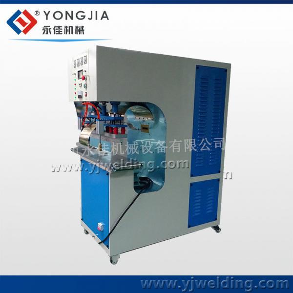 China Banner Canvas Welding Machine PVC Membrane PVC Fabric Tarpaulin Welding Machine factory