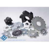 Buy cheap Scarifier Parts & Accessories Full Steel Carbide Milling Cutters With Sharp Pointed Teeth from Wholesalers