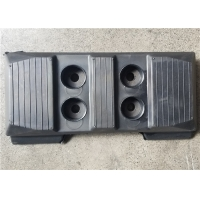 China Paver 360mm Roadliner Chain On Excavator Rubber Pads factory