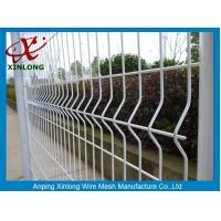 China Waterproof Galvanized Wire Fence Panels , Wire Mesh Security Fencing  on sale