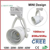 China Cree LED COB Track Light 10W factory