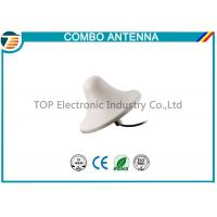 Buy cheap ROHS Router White Color GSM WIFI Combo Antenna 824MHz - 2500MHz from Wholesalers
