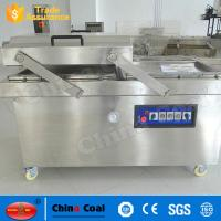 China New Products DZ600-2SB Double Chamber Food Vacuum Packaging Machine factory