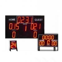 China College Digital Electronic Basketball Scoreboard Standard And Economy Model factory