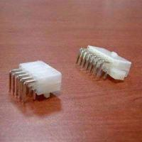 China A Connector Series of 0.165-Inch Dual Row Right Angle Headers factory