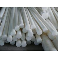 Low Water Absorption UHMW Polyethylene Rod Stock White Or Black Color