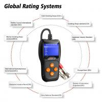 Buy cheap 12v Battery Konnwei Car Diagnostic Scanner ABS Material KW600 /Kw210 Waveform Tester from Wholesalers