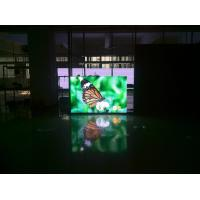 Buy cheap SMD 2121 LED Video Wall Panels Iron Cabinet HDMI DVI Input  Synchronization Control from Wholesalers