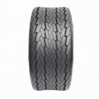 Boat Trailer Tires with Low Noise, High Speed Performing and High Loading Ability