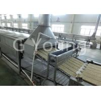 Quality 240 000 Cakes 900mm Roller Fried Bag Instant Noodle Machine 65-80g / Cake for sale