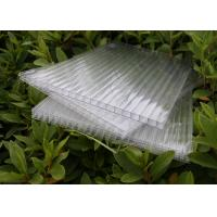 Buy cheap Light Weight Polycarbonate Roofing Sheets With High Impact Resistance from wholesalers