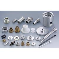 Hot - Dip Galvanized  Precision Turned Parts Iron Steel Metal Small Size