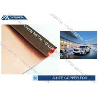 Buy cheap S - HTE ED rolling PCB copper foil sheet roll max width 1290mm from Wholesalers