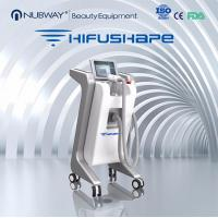 Buy cheap best price high intensity focused ultrasound technology slimming machine for sale from Wholesalers
