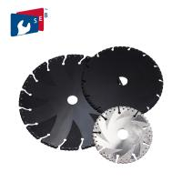 China 4.5 Premium Fire Rescue Demolition Saw Blade , Angle Grinder Diamond Blade on sale