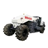 China High Efficiency Earthmoving Machinery / Road Building Machines 336kw Rated Power factory
