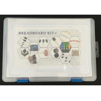 Random Colour Electronic Kit 830 Point Solderless Bread Board For DIY Circuit