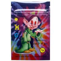 China SCOOBY SNAX herbal incense bags, herbal incense bags, Foil laminated bags, zipper bags factory