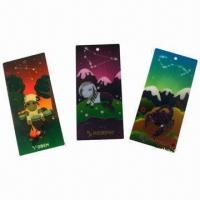 China 3D Bookmark, Customized Designs are Welcome factory