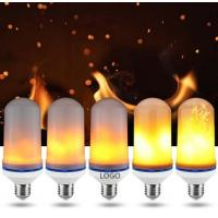 China LED Flame Bulb 5W flame bulb table LED flicker flame candle light bulb warm color led flame bulb for decroation factory