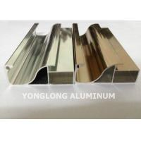 Buy cheap 6m Normal Length Polished Aluminium Profile Environmental Protection from Wholesalers