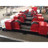 Buy cheap 5T Conventional Pipe Welding Rotator Bolt Adjustment Pipe Turning Rolls from wholesalers