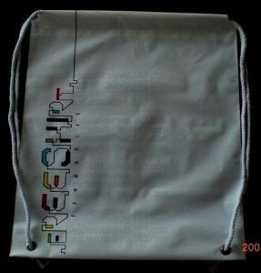 China String handle Shopping bags, Soft loop, Die cut handle, Flexi loop handle, Thermal bags factory