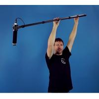 Buy cheap Carbon fiber 10FT extendable fiberglass pole for microphone, boom pole from Wholesalers