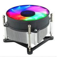 Buy cheap Small Intel Quiet CPU Cooler For LGA 115X Series PC Case Computer Cooling Fan from Wholesalers