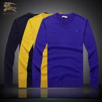 Buy cheap Wholesale 2014 new arrival mens branded winter b-urberry designer gentleman autumn sweater from Wholesalers