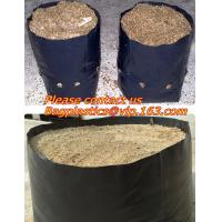 China garden bags, grow bags, hanging plant bags, planters, LDPE plant, grow, nursery bags factory