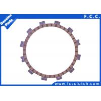 Buy cheap Genuine Honda Motorcycle Clutch Plate , Motorcycle Clutch Disc Plate CRF450R from Wholesalers