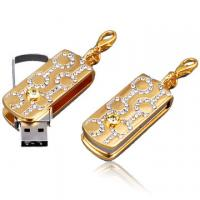 China large capacity car jewelry usb flash drive with factory price factory
