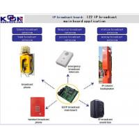 Buy cheap Public Telephone Paging System With High Fidelity Voice And Emergency Button Intercom from Wholesalers