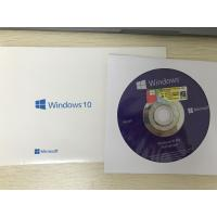 Buy cheap Permanent Usage Microsoft Window 10 Professional 32/64 Bits OEM Code For 2 PC from Wholesalers