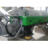 Buy cheap Beverage Industry Food Processing Centrifuge With High - Dryness Screw Conveyor from Wholesalers