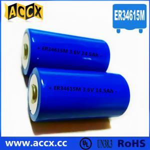 China ER34615M 3.6V 14.5Ah factory