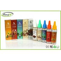 China 200 flavors OEM Hangsen e liquid bottle refill 5ml / 10ml for E Cig factory