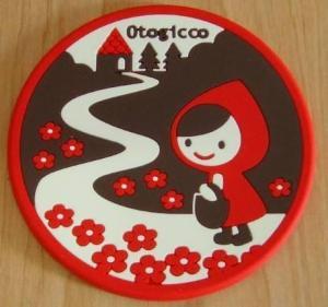 Buy cheap soft PVC coaster cup-mat bar-mat from Wholesalers