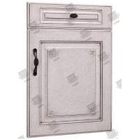 Buy cheap Moistureproof White Wooden Moulded Doors With Lock , Handle And Hinges from Wholesalers