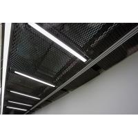 China Office Room Hook On Ceiling System ,  Aluminium Ceiling Panel  Architectural Decoration factory