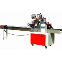 Buy cheap Cake / Bread Pillow Packing Machine Easy Operate Touch Screen Display from Wholesalers