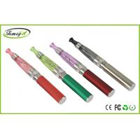 Buy cheap Smoktech Ego E Cigs 510 Thread , 2.6ohm 1.6ml Ego Ce4 Plus Electronic Cigarette from Wholesalers
