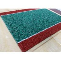 China High - End Customized Jogging Track Flooring Corrosion Resistant 160cm Width factory