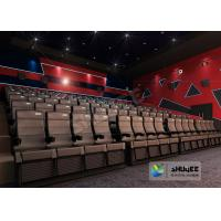 Buy cheap Advertisement 4D movie theater from wholesalers
