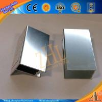 Quality aluminum extrusion panel production line supply structural aluminum extrusions for shower room aluminum profiles wholesale