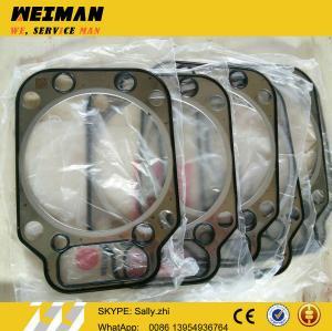SDLG orginal cylinder head gasket  13026701, sdlg spare parts   for deutz engine