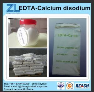 White powder China calcium disodium edta